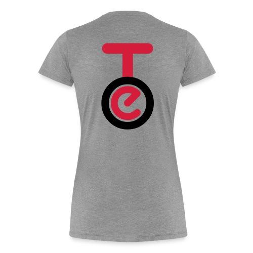 logo TEO shirt EPS - Maglietta Premium da donna