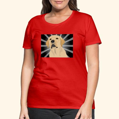 Superdog - Camiseta premium mujer