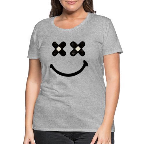 Pansement smile - Humour - T-shirt Premium Femme