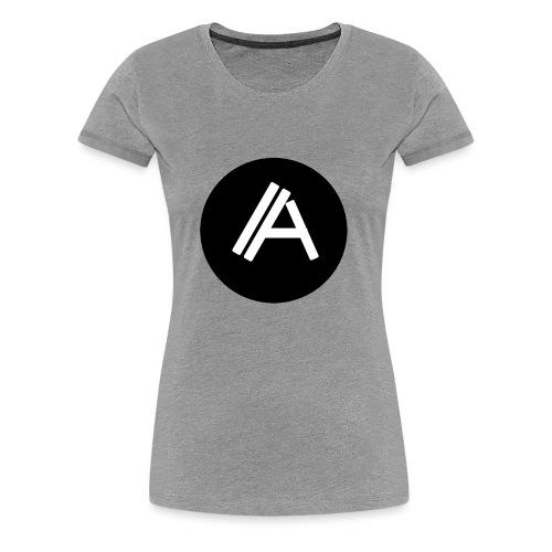 Logo Andyboy - Frauen Premium T-Shirt