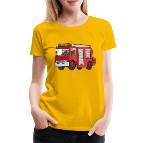 Engine 7 - Frauen Premium T-Shirt