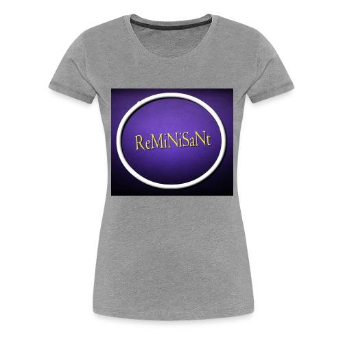 yt pic - Women's Premium T-Shirt