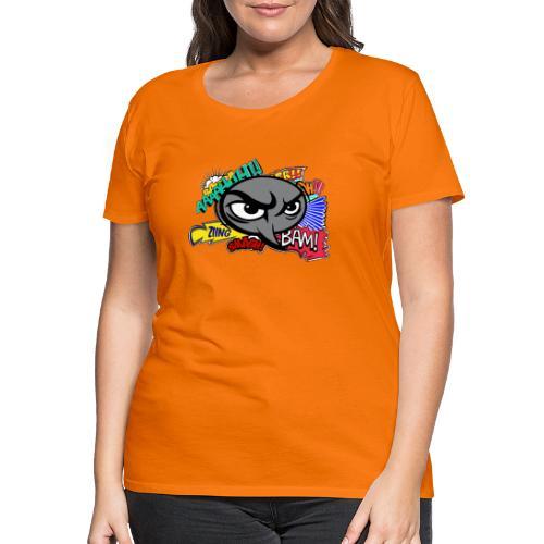 Comic's Strip - T-shirt Premium Femme