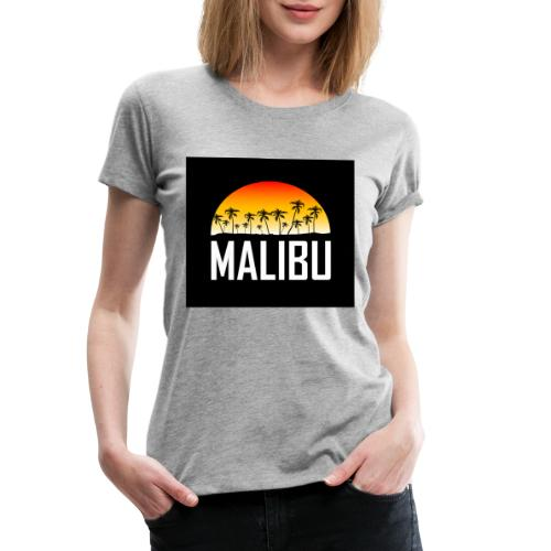 Malibu Nights - Women's Premium T-Shirt