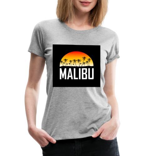 Malibu Nights - Women's Premium T-Shirt