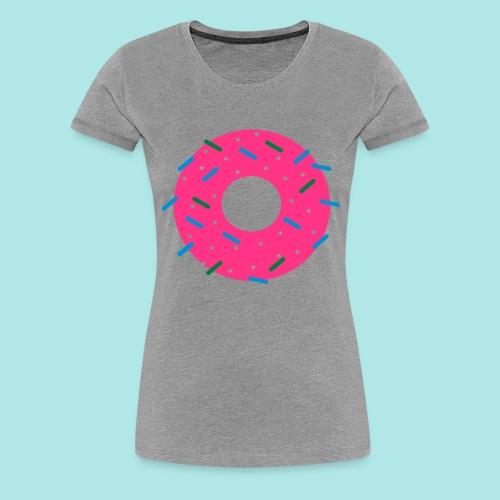 DONUT - Camiseta premium mujer