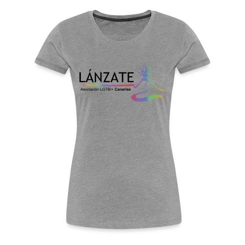 logolanzate - Camiseta premium mujer