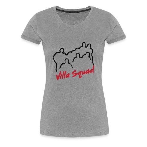 Villa Squad - Maglietta Premium da donna