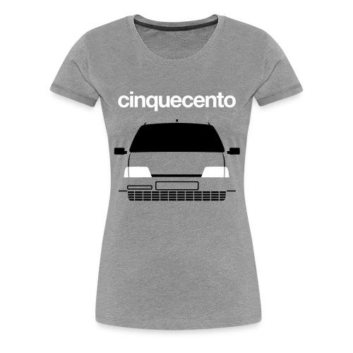 Cinquecento 001 - Women's Premium T-Shirt