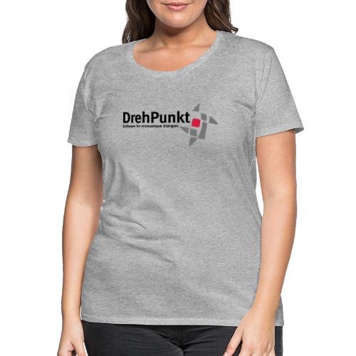 DrehPunkt Logo - Frauen Premium T-Shirt