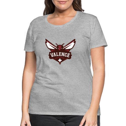 VALENCE ADHESIF 17-50 - T-shirt Premium Femme