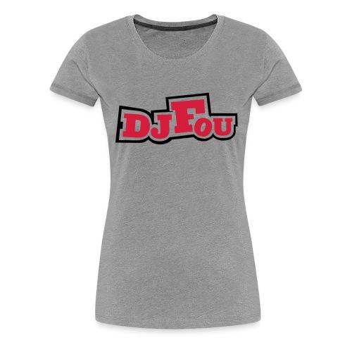 logofou - T-shirt Premium Femme