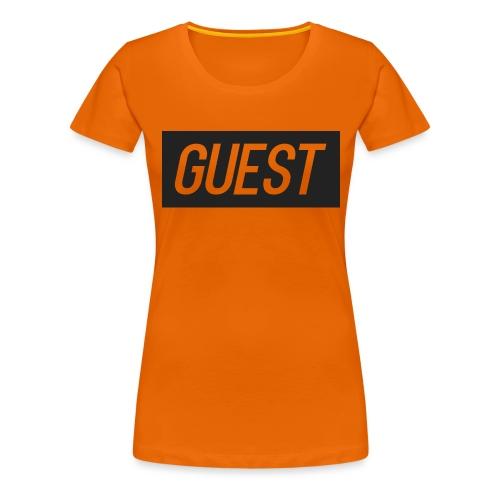 G-rectangle (grey) - Women's Premium T-Shirt