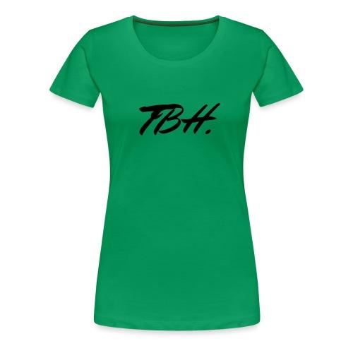 TBH - T-shirt Premium Femme