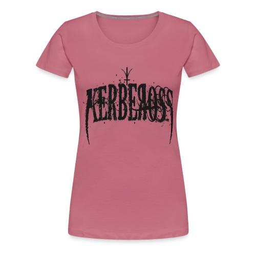 Kerbeross - Vrouwen Premium T-shirt