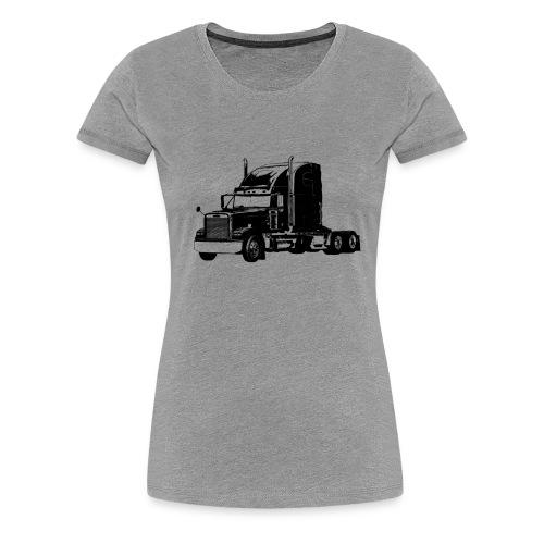 Freightliner - Frauen Premium T-Shirt