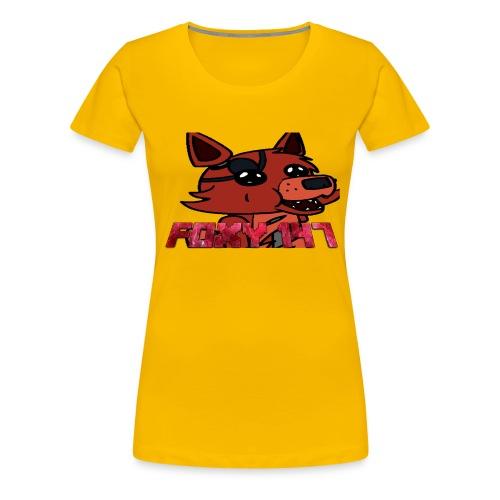 FOXY 147-GAIZ-MAGLIA (EDIZIONE SPECIALE) - Maglietta Premium da donna