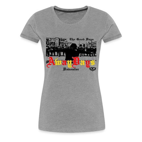AwayDays Deventer - Vrouwen Premium T-shirt