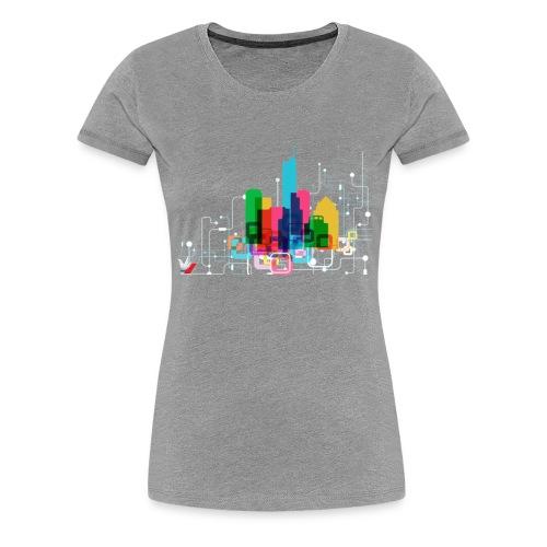 PP47741 - Dame premium T-shirt