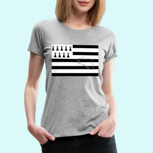 GWEN A DU - T-shirt Premium Femme
