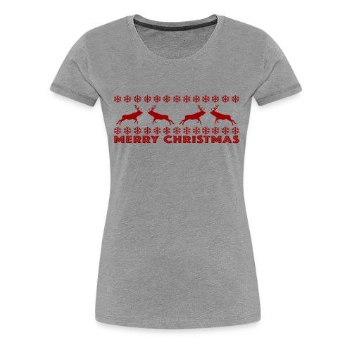 jul - Premium-T-shirt dam