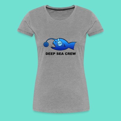 DeepSeaCrew - Frauen Premium T-Shirt