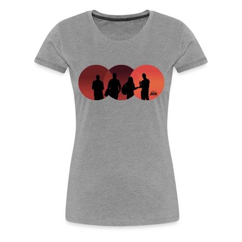 Motiv Cheerio Joe redish - Frauen Premium T-Shirt