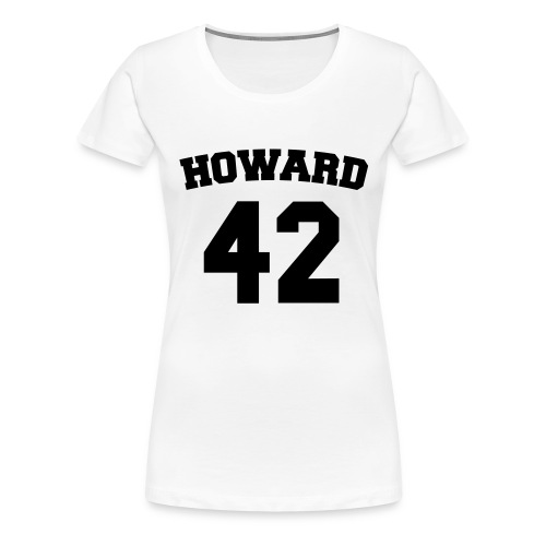 Beavers back - Vrouwen Premium T-shirt