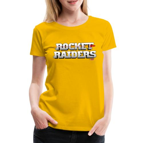 patame Rocket Raiders Logo - Frauen Premium T-Shirt