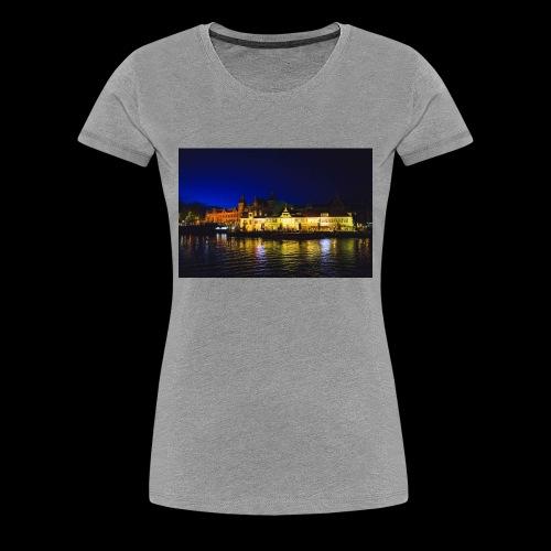 Amsterdam style - Frauen Premium T-Shirt