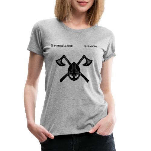 jomsviking4 - Vrouwen Premium T-shirt