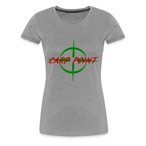 Carp Point T-Shirt - Frauen Premium T-Shirt