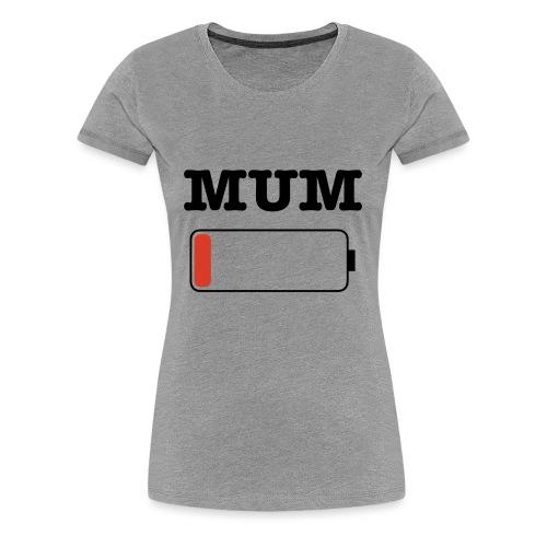 mum - Women's Premium T-Shirt