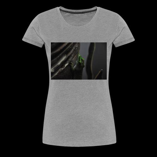 Reptil - Frauen Premium T-Shirt