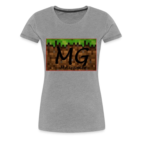 mr.gamer - Frauen Premium T-Shirt