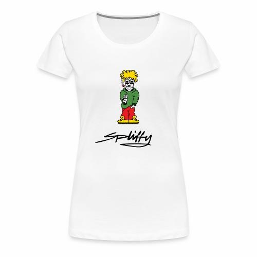 spliffy2 - Women's Premium T-Shirt