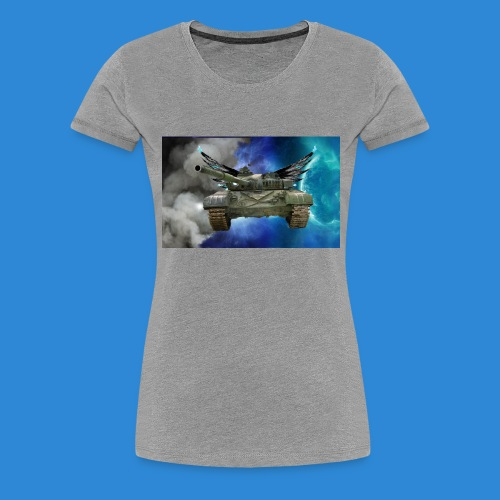 T72 - Women's Premium T-Shirt