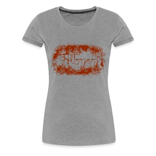 Hitmen - Frauen Premium T-Shirt