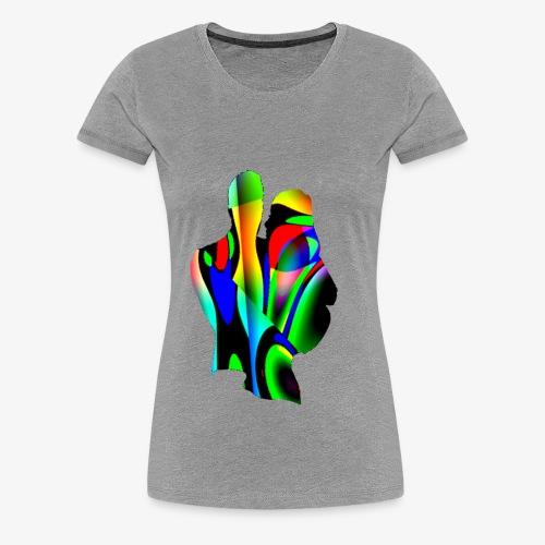 Le couple - T-shirt Premium Femme