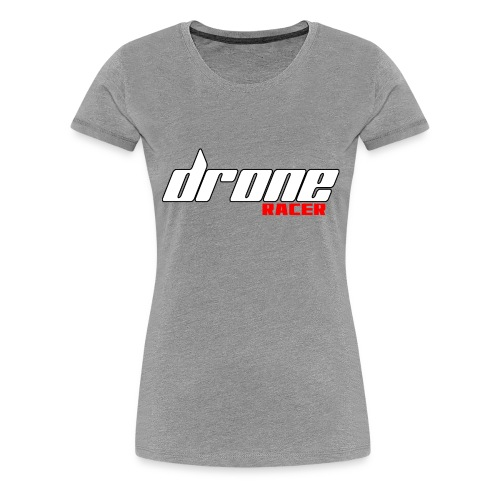 Drone racer - Women's Premium T-Shirt