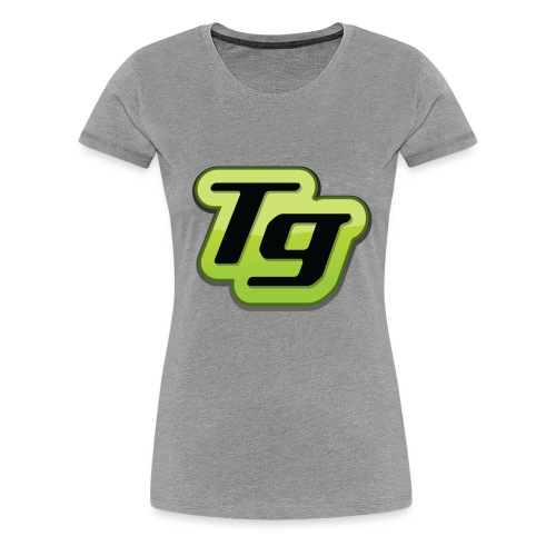Toxic-Gaming_ - Premium T-skjorte for kvinner