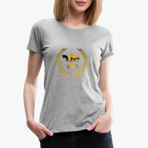 Followme Paris lauréat Festival MMI Béziers - T-shirt Premium Femme