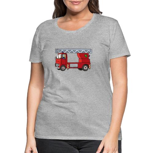 Drehleiter - Frauen Premium T-Shirt