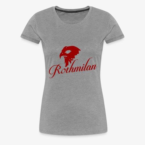 RothMilan - Frauen Premium T-Shirt