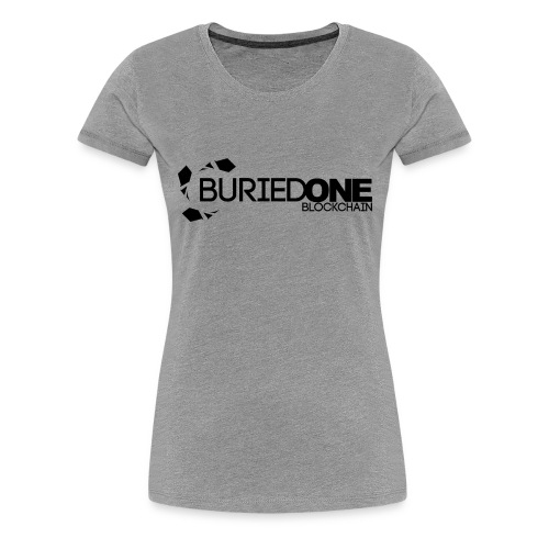 BO Logo Shirt Black - Women's Premium T-Shirt