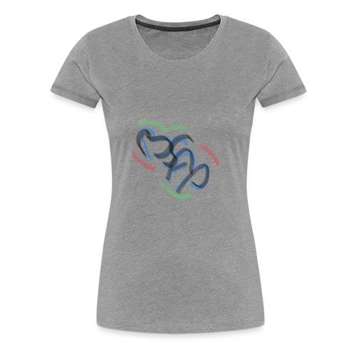 BsAp mode streetwear - T-shirt Premium Femme