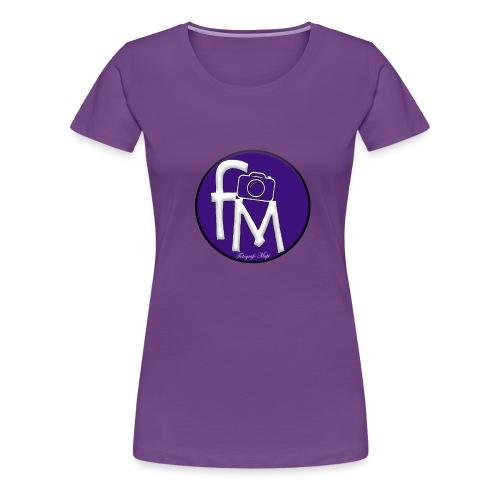 FM - Women's Premium T-Shirt