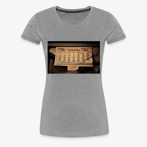 Dividenden-Kalender.net - Frauen Premium T-Shirt