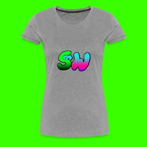 Soupy64 - Women's Premium T-Shirt