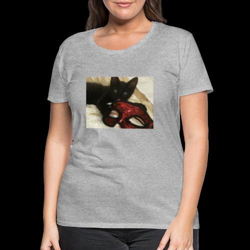 stickallbats mask my face - Women's Premium T-Shirt